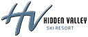ski hidden valley logo